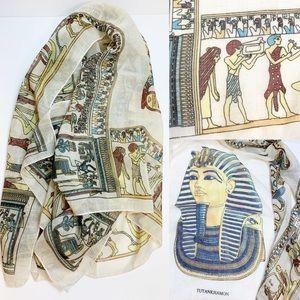 Tutankhamon Scarf